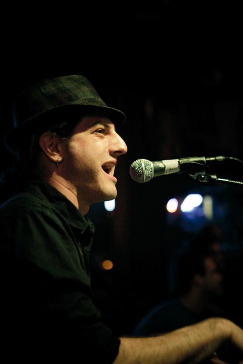 Tommy Sklut plays Chicago Dueling Pianos Saturdays in April at Sluggers!