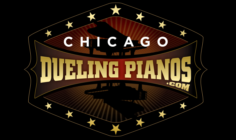 Tommy plays Chicago Dueling Pianos at Sluggers in February