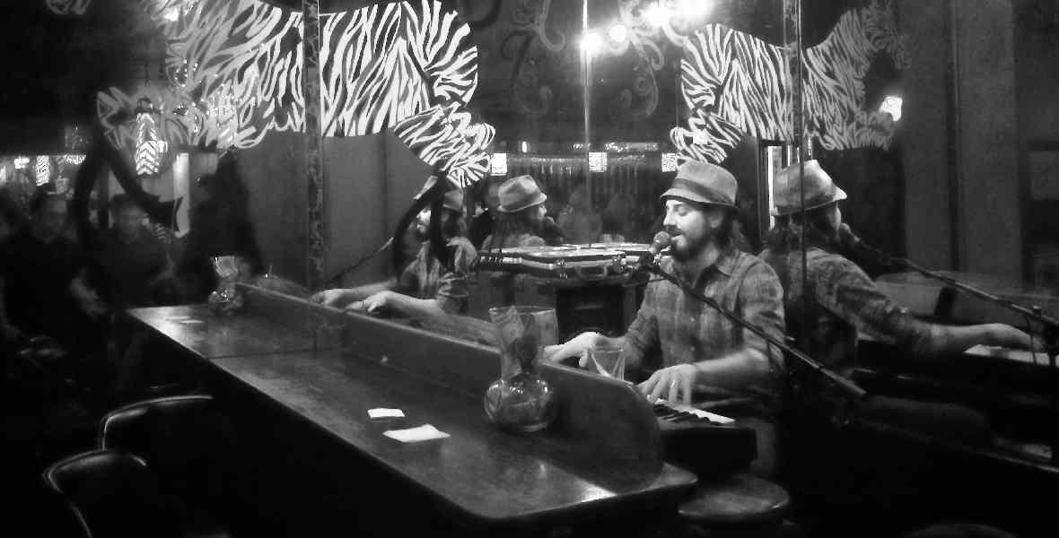 Tommy Sklut returns to the Zebra Lounge – Dec 7th