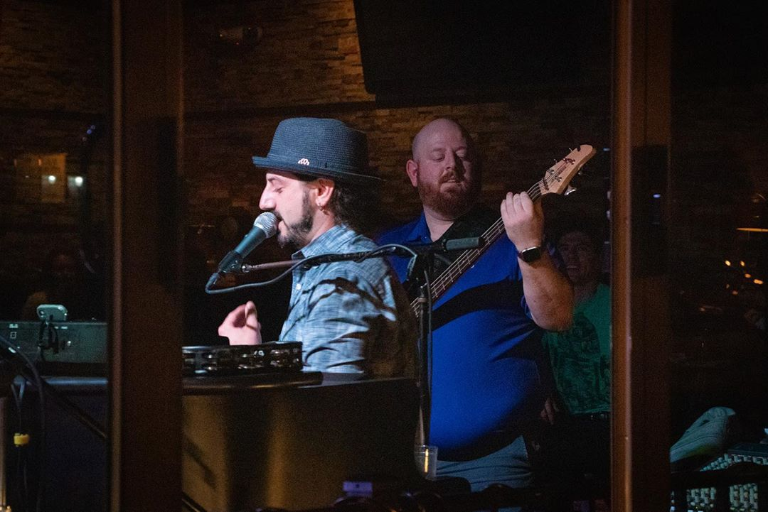 Tommy Sklut plays Dueling Pianos at 526 Main in Oct